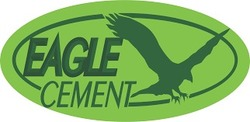 Eagle cement logo